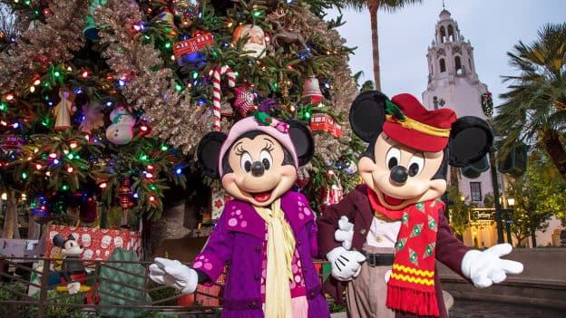 The Disneyland Resort transforms into the Merriest Place on Earth for the holiday season, Nov. 8, 2019, through Jan. 6, 2020.