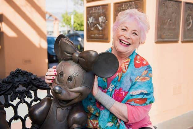 Disney Legend Russi Taylor