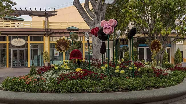 New Art Installation Celebrates Mickey Mouse and Pals in Downtown Disney District at Disneyland Resort