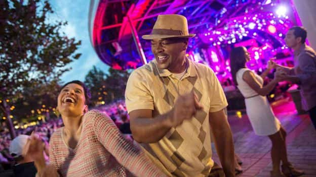 Eat to the Beat Concert Series at Epcot