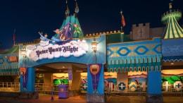 Peter Pan's Flight at Magic Kingdom Park