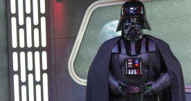 Meet Darth Vader at at Star Wars Launch Bay
