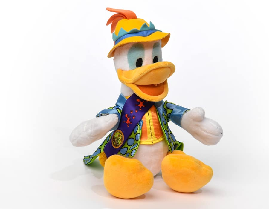 Donald Duck Plush