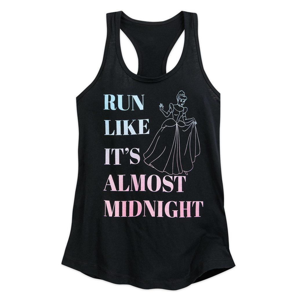 Cinderella Run Like its Midnight Tank