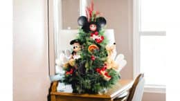 Disney Floral & Gifts - A Mickey Christmas Tree!
