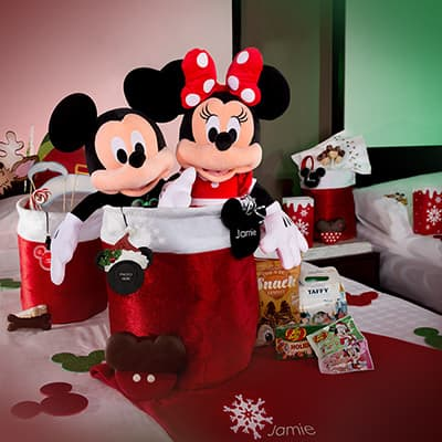Make Holiday Dreams Come True with Disney Floral & Gifts