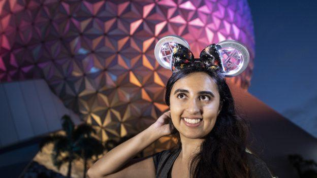 New Light-Up Headbands Celebrating 'IllumiNations Reflections of Earth'