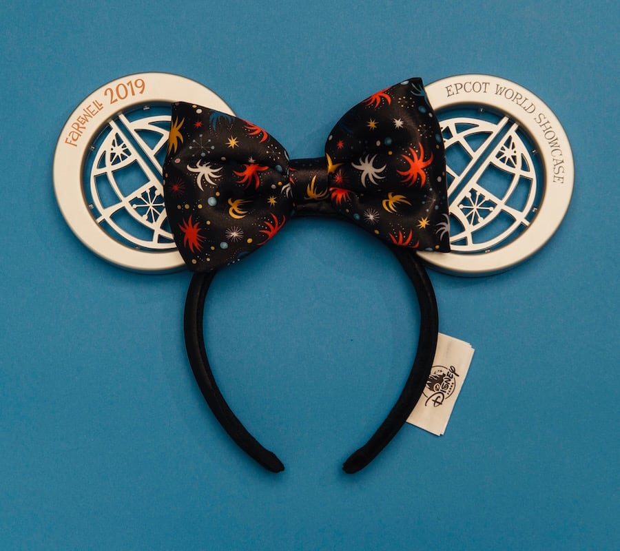 New Light-Up Headbands Celebrating 'IllumiNations Reflections of Earth'