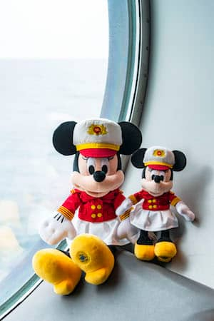 New Captain Minnie Plush Toys
