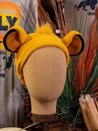Simba hat