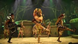 """The Jungle Book Jive"" at Disneyland Paris"