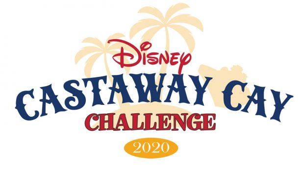 Castaway Cay Challenge Medal Design