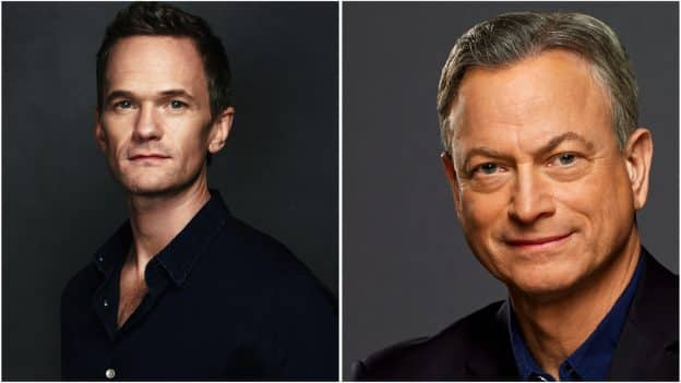 Candlelight Narrators Neil Patrick Harris and Gary Sinise