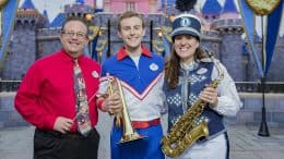 All-American College Band at Disneyland Resort