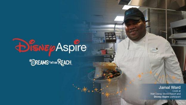 Disney Aspire - Dreams within Reach - Jamal Ward