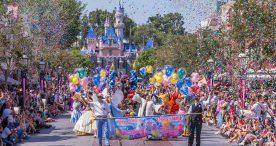 Disneyland Celebrates 64 Years