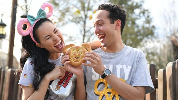 Find Your #HappyPlace: Eat Your Favorite Disney Snacks