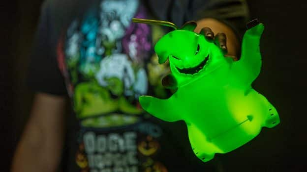 Light-up Oogie Boogie Bash Sipper