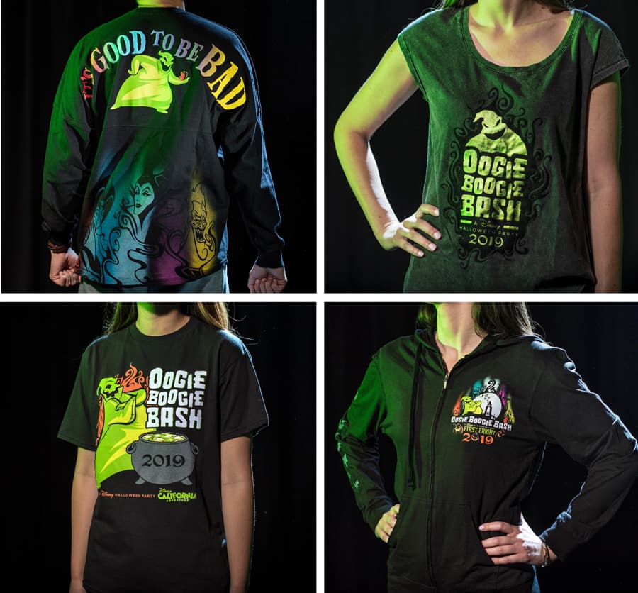 Disneyland Halloween 2019 Merchandise.Mesmerizing Merchandise For Oogie Boogie Bash A Disney Halloween