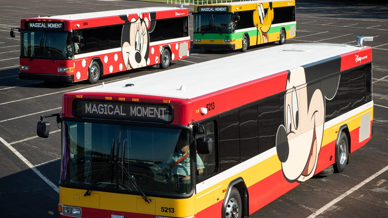 The Sensational Six Are Rolling Out On Disney Transportation Disney Parks Blog