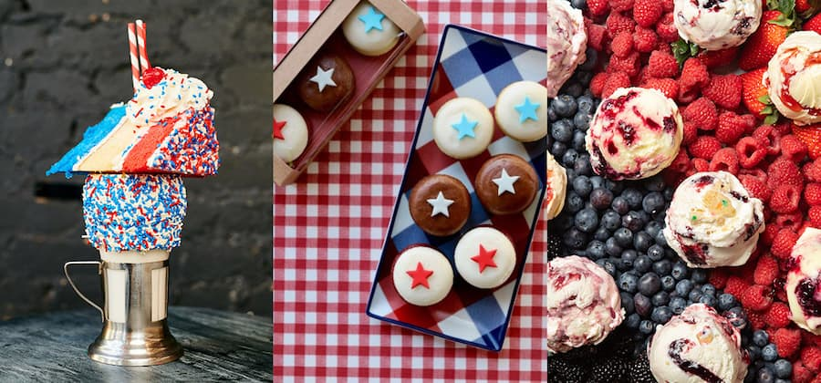 Fourth of July treats from Downtown Disney at Disneyland Resort