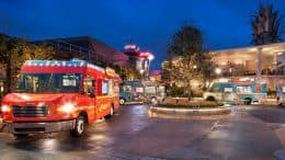 Food trucks at Disney Springs