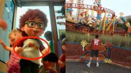 Google Street View Imagery of Toy Story Land at Disney's Hollywood Studios