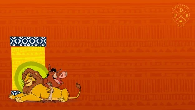 'Festival of the Lion King' wallpaper