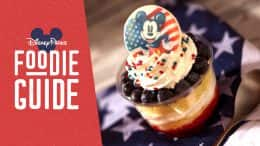 Fourth of July 2019 at Disney Parks Foodie Guide logo