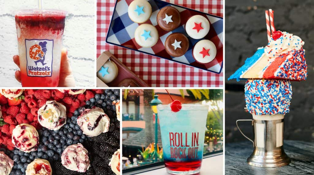 Fourth of July 2019 Offerings at Downtown Disney District