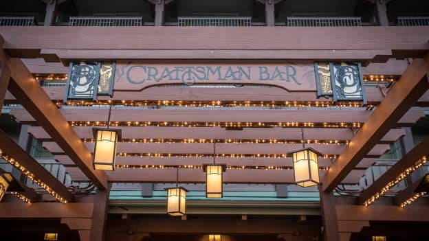GCH Craftsman Bar & Grill at Disney's Grand Californian Hotel & Spa