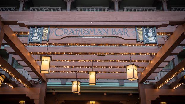 GCH Craftsman Bar & Grill at Disney's Grand Californian Hotel & Spa