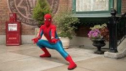 Spider-Man at Disney California Adventure Park