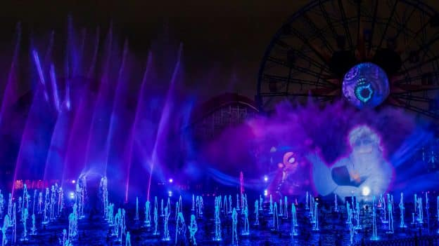 Oogie Boogie Halloween Party.A Wickedly Fun Reveal World Of Color Nighttime