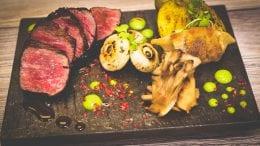 Takumi Gyuniku Artisan Beef from Takumi-Tei at Epcot