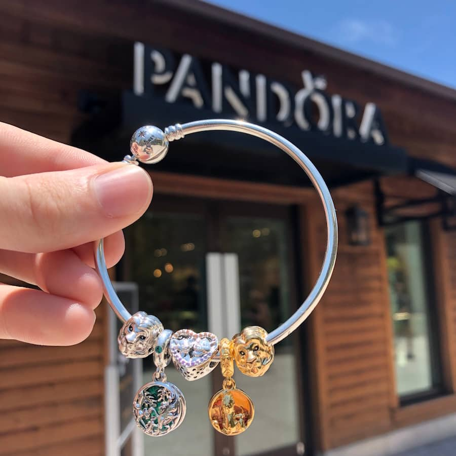 New Pandora Charms Inspired by 'The Lion King'