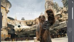 Landing at Batuu