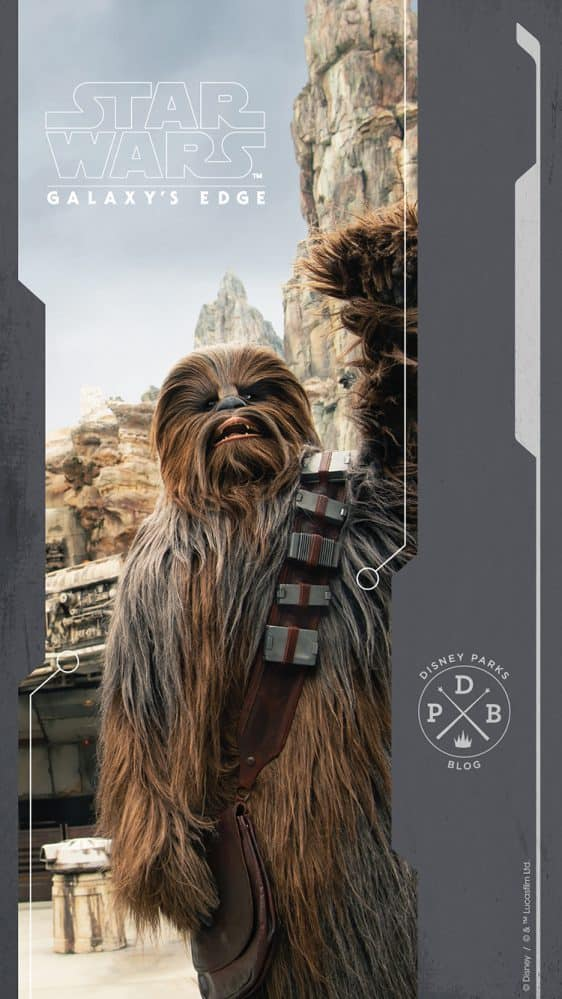 Chewbacca Wallpaper Iphone Android Disney Parks Blog