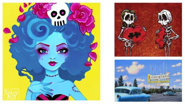 Meet the Artists at at WonderGround Gallery in Downtown Disney District