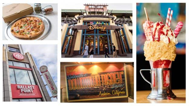 Shops at Downtown Disney District
