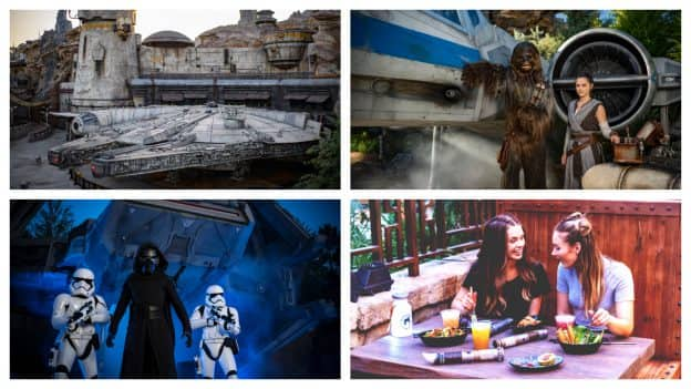 Live Your Adventure at Star Wars: Galaxy's Edge