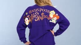 Mickey's Not-So-Scary Halloween Party Sweatshirt