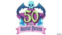 Haunted Mansion 50th Anniversary