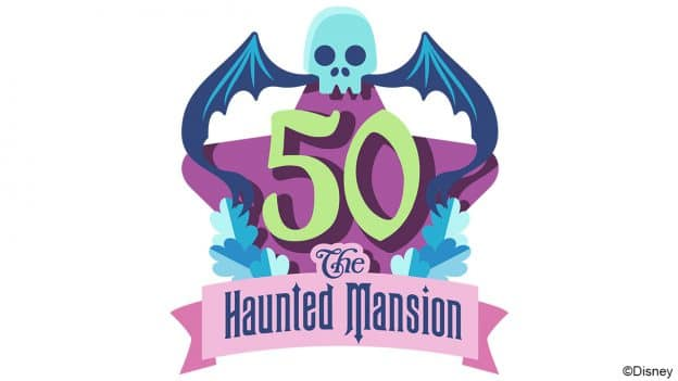 Haunted Mansion 50th Anniversary