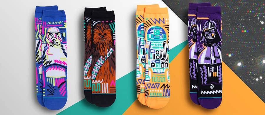 Star Wars socks from Stance