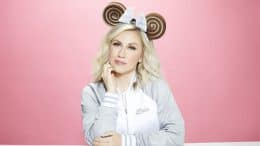 Princess-Leia Bun-inspired Minnie Ear Headband by Ashley Eckstein