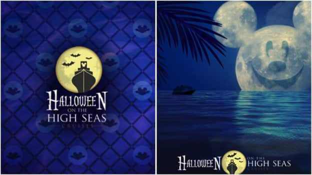 Halloween Wallpapers from Disney Cruise Line