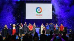 New Logo reveal for 2022 Special Olympics USA Games