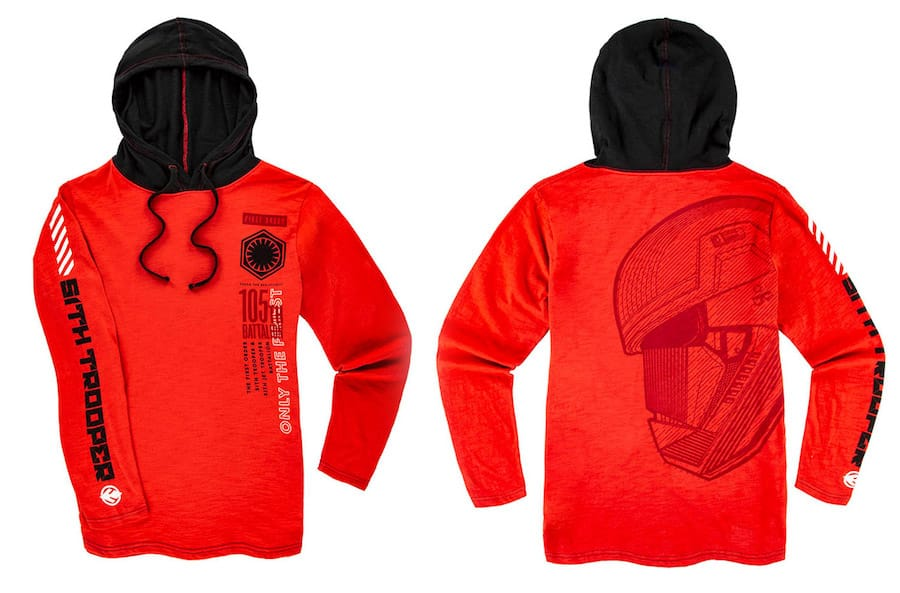 New Sith Trooper Merchandise Inspired by Star Wars Arrives at Disney Parks