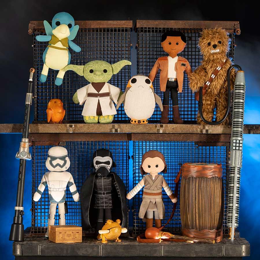 Star Wars toys